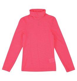 Caroline Bosmans CRLNBSMNS PS21 10243 LS turtleneck pink