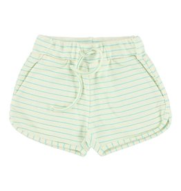 Morley Morley SS21 Jaws Scott Turquoise shorts
