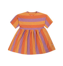 Repose Repose SS21 33 Simple dress block stripes