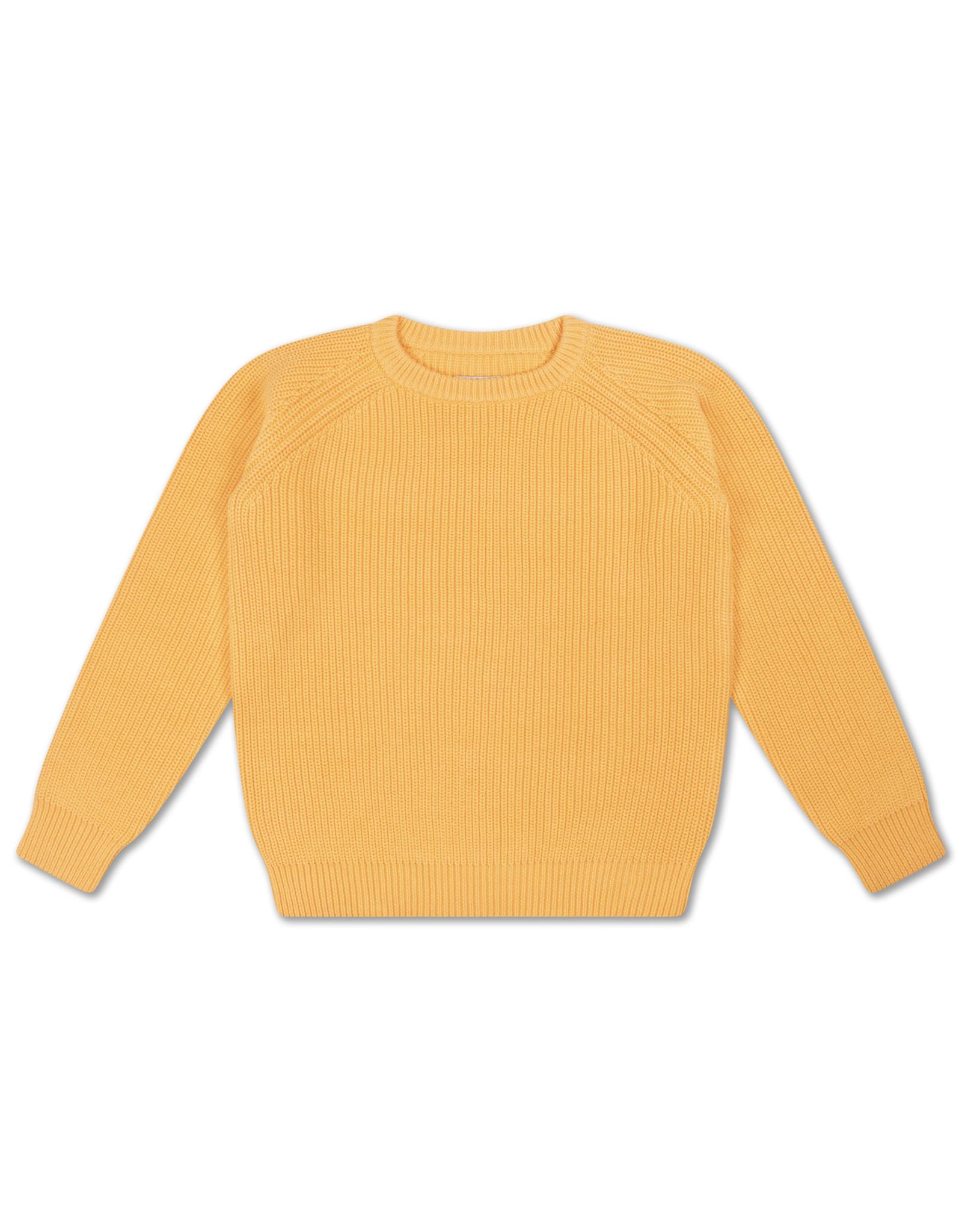 Repose Repose SS21 62 Knit Sweater orange yellow