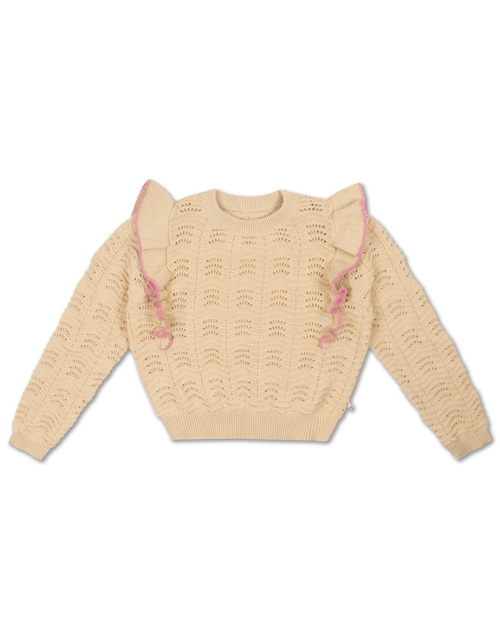 Repose Repose SS21 61 Knit Sweater vintage white