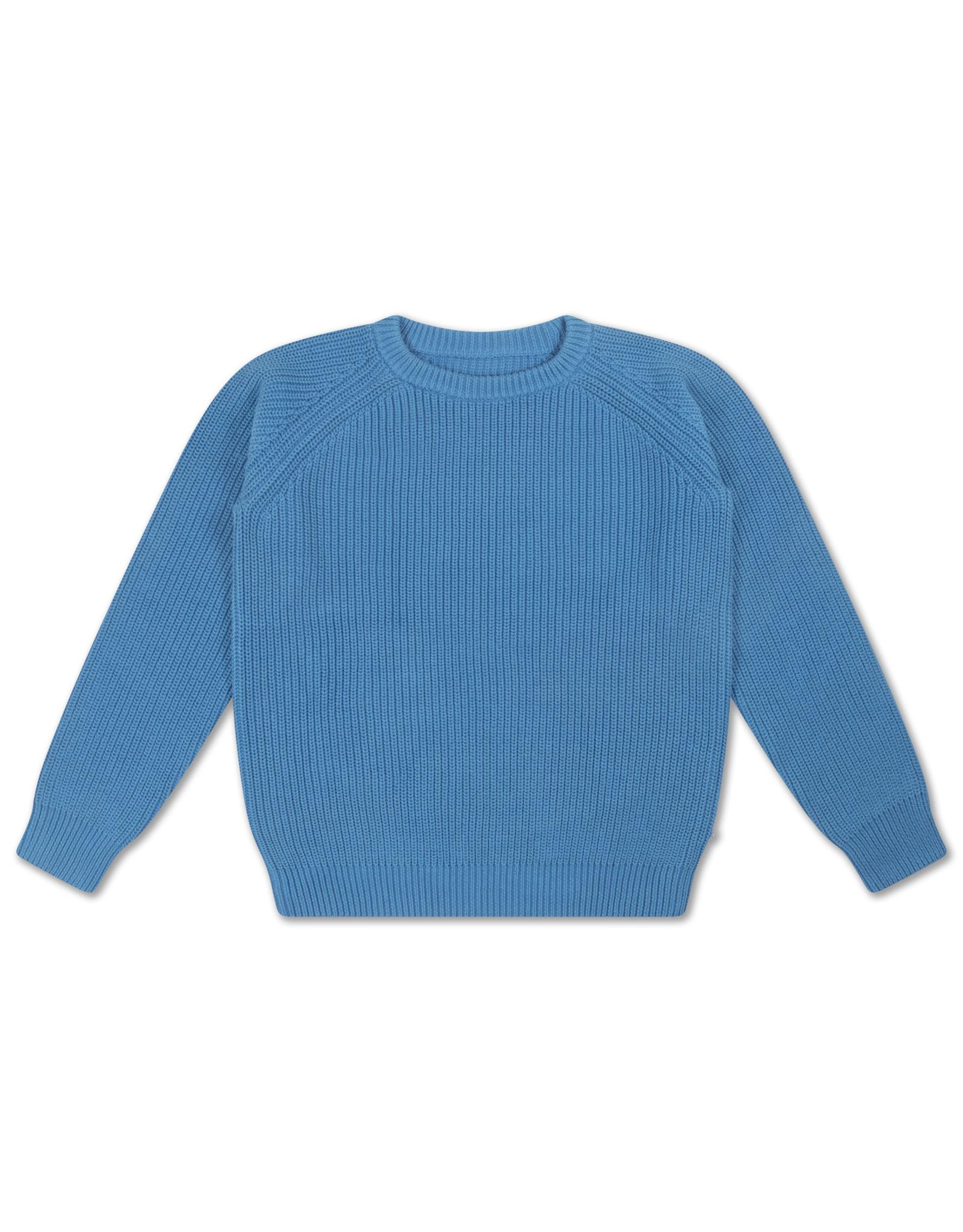 Repose Repose SS21 63 Knit Sweater bold blue