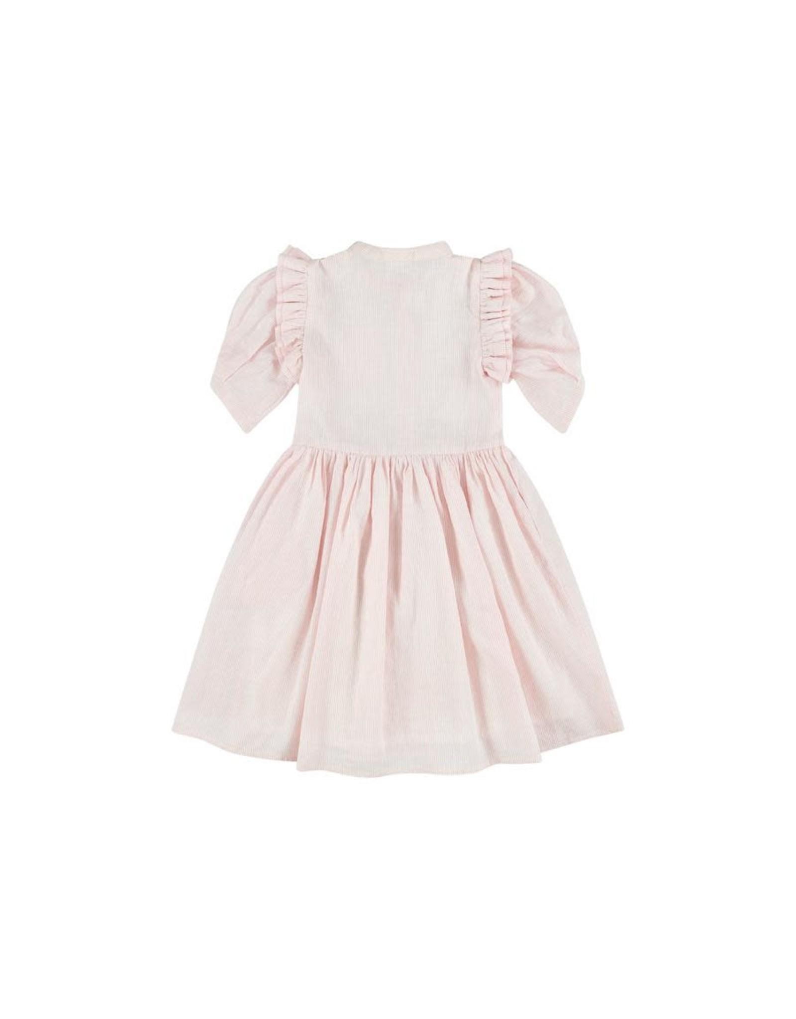 Morley Morley SS21 Nicky Boston rose dress