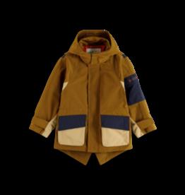 Scotch&Soda Shrunk SS21 160972 Sports Jacket colourblock