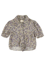 Simple Kids Simple Kids SS21 Oyster summer multi shirt