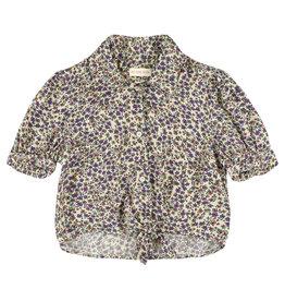 Simple Kids SS21 Oyster summer multi shirt