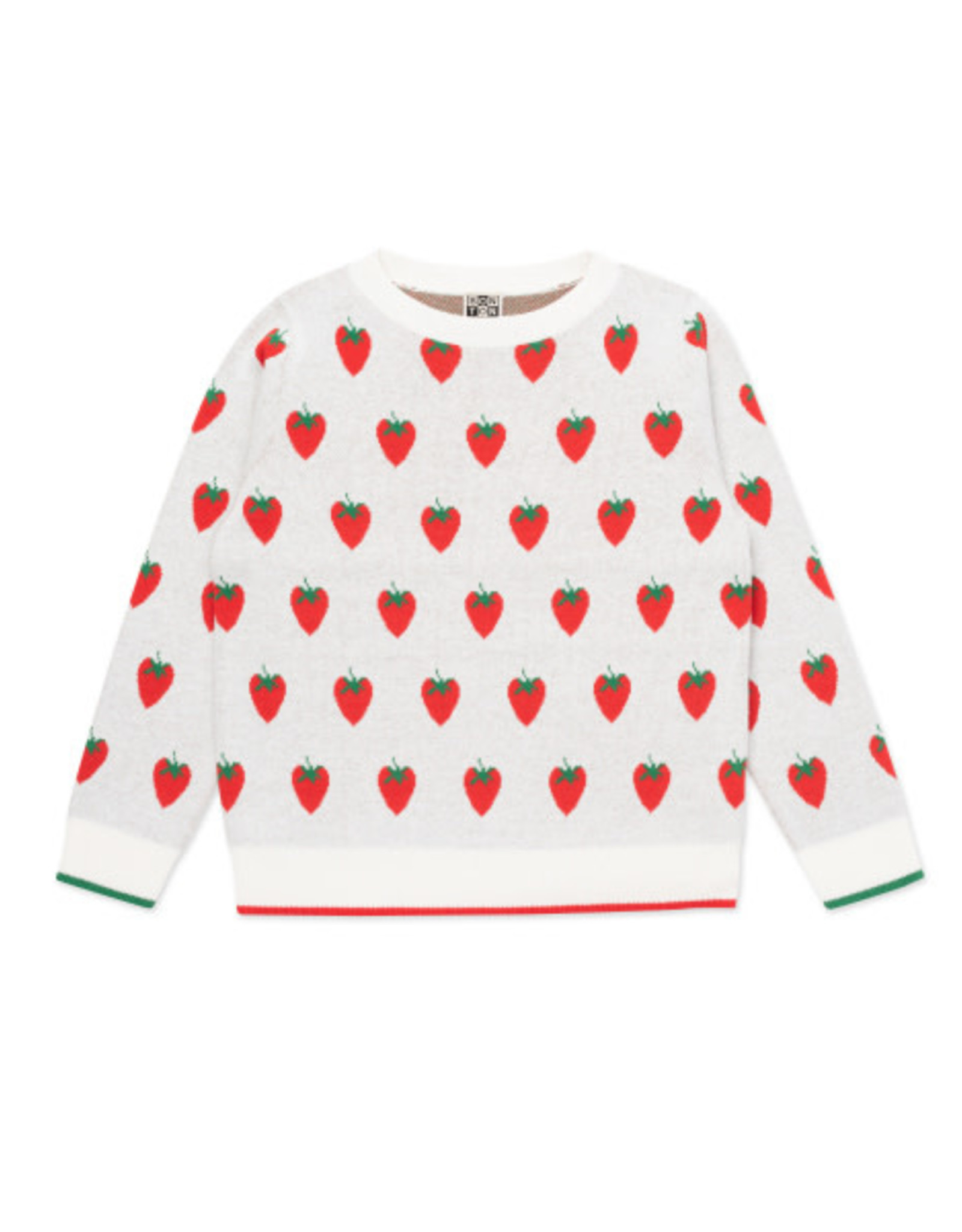Bonton SS21 Berry Pull fraise