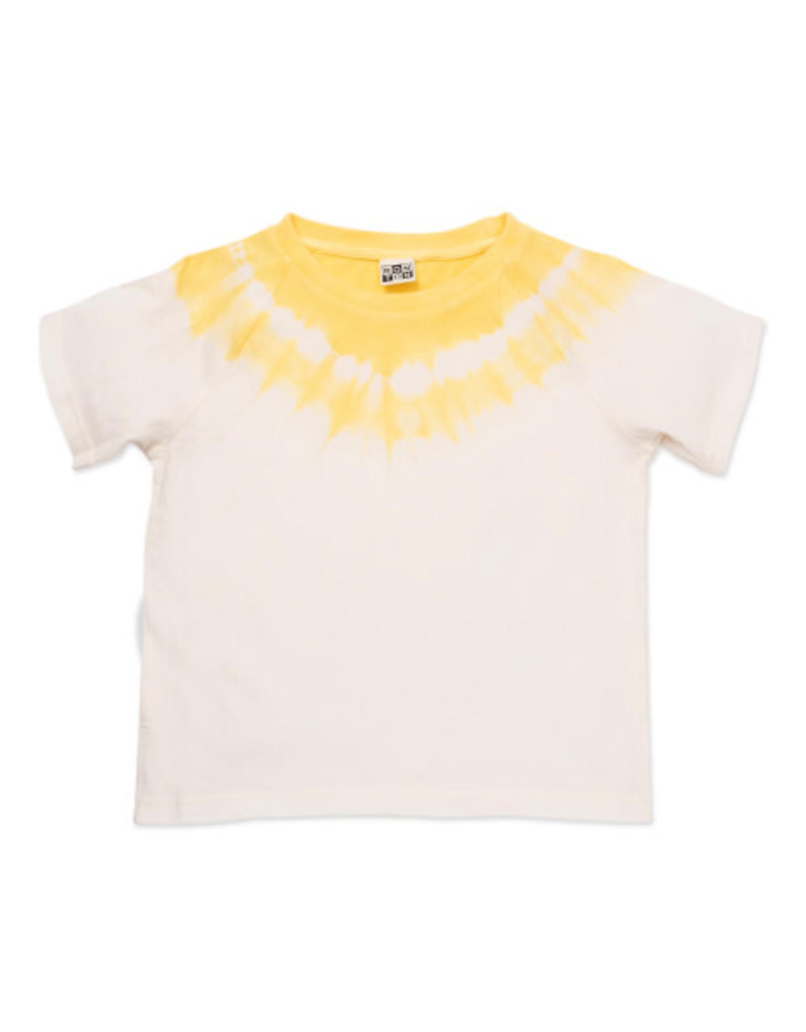 Bonton SS21 Dyetshirt coco yellow