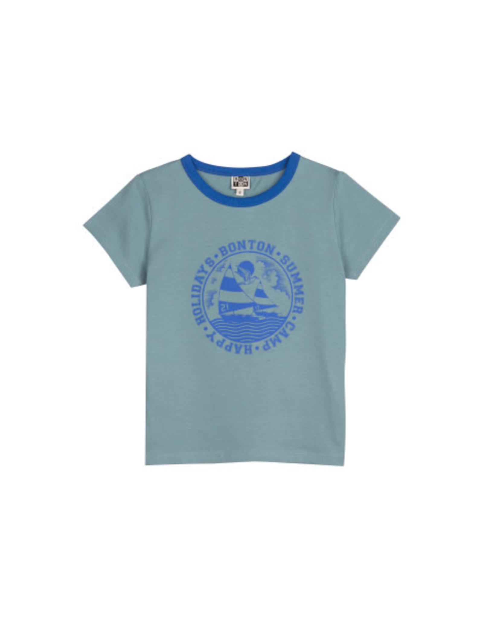 Bonton SS21 Summer t-shirt