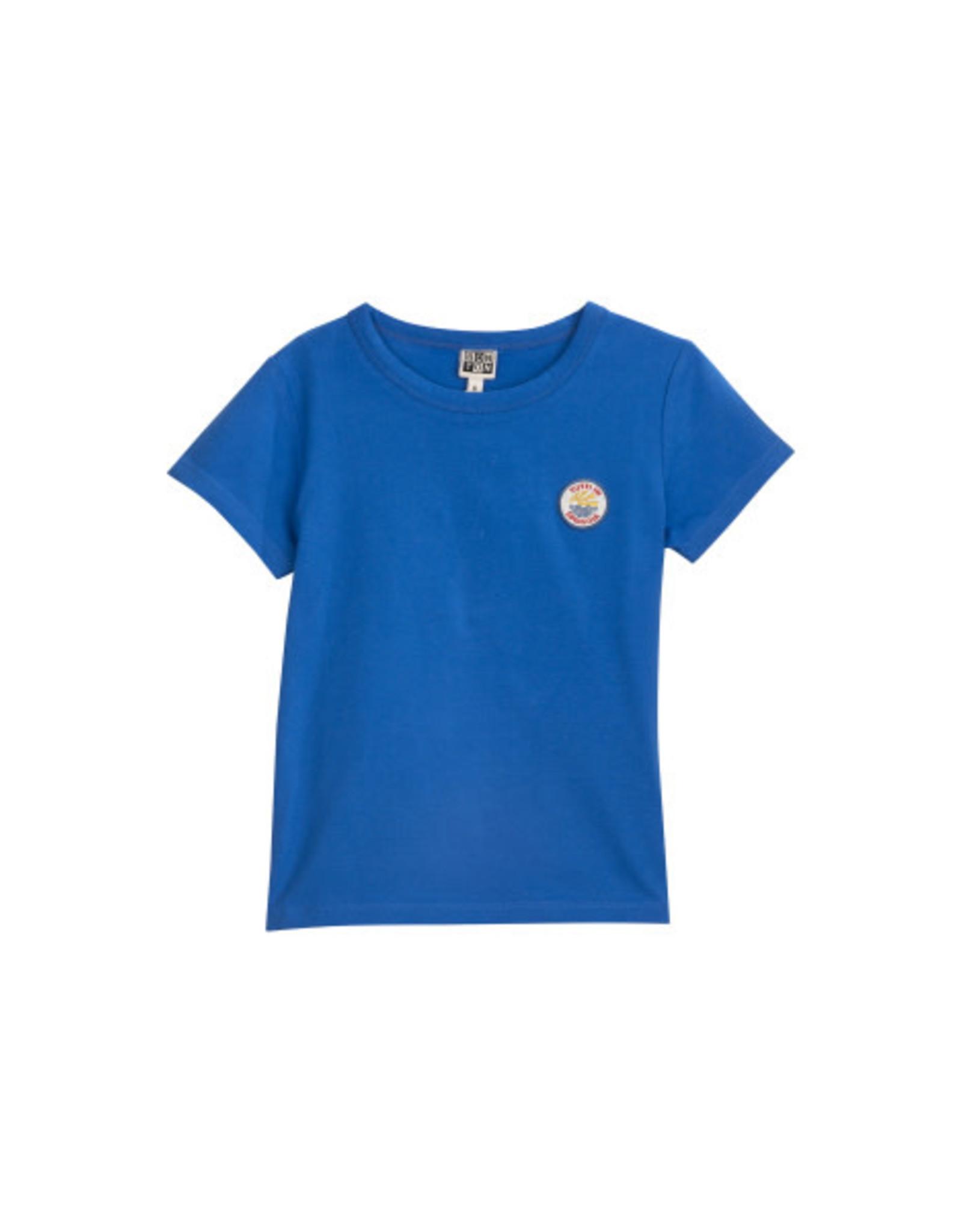 Bonton SS21 TSbadge t-shirt