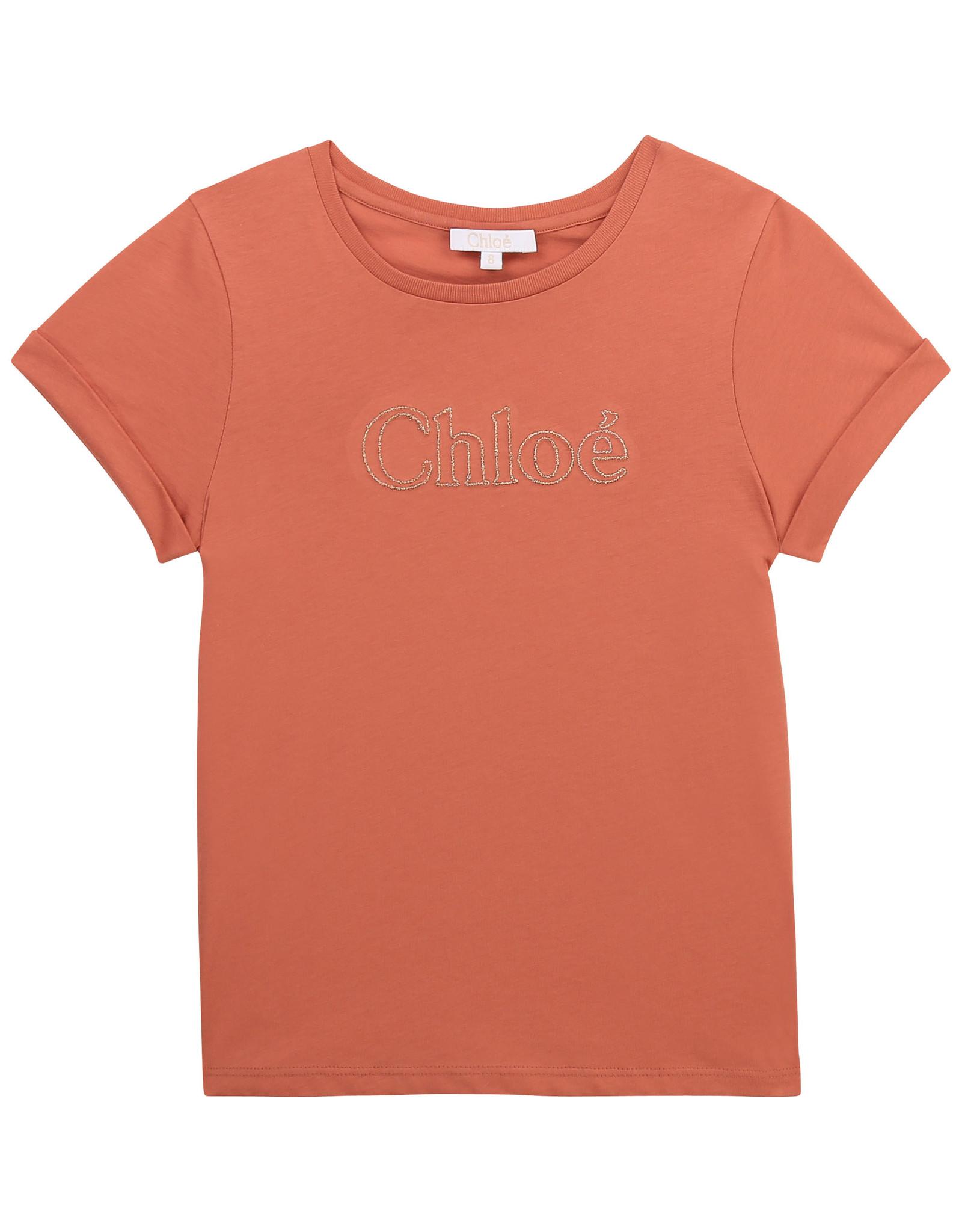 Chloe Chloe SS21 C15B84 T-shirt