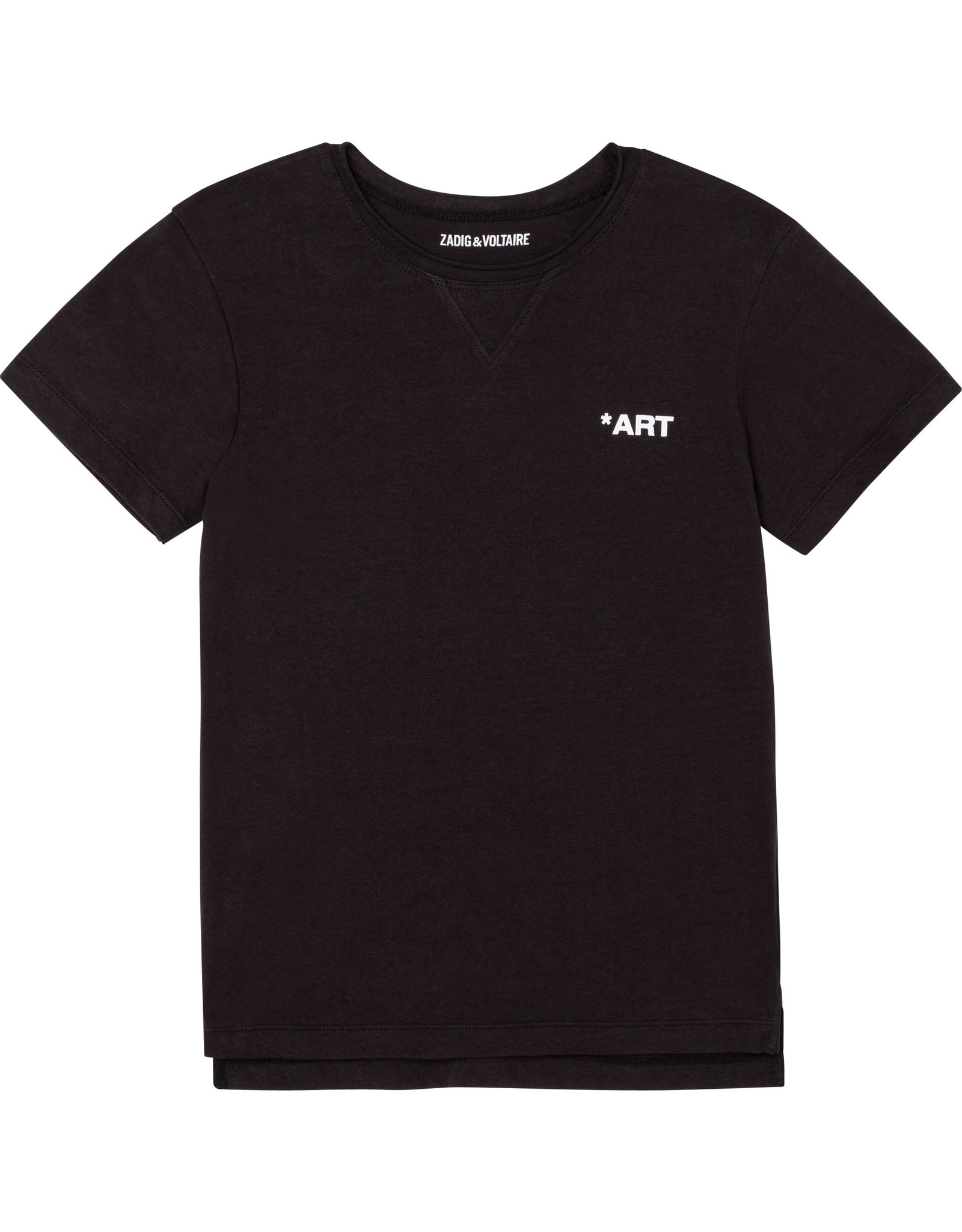 Zadig&Voltaire Z&V SS21 X25257 T-shirt