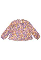 Repose Repose SS21 28 collar blouse flowers