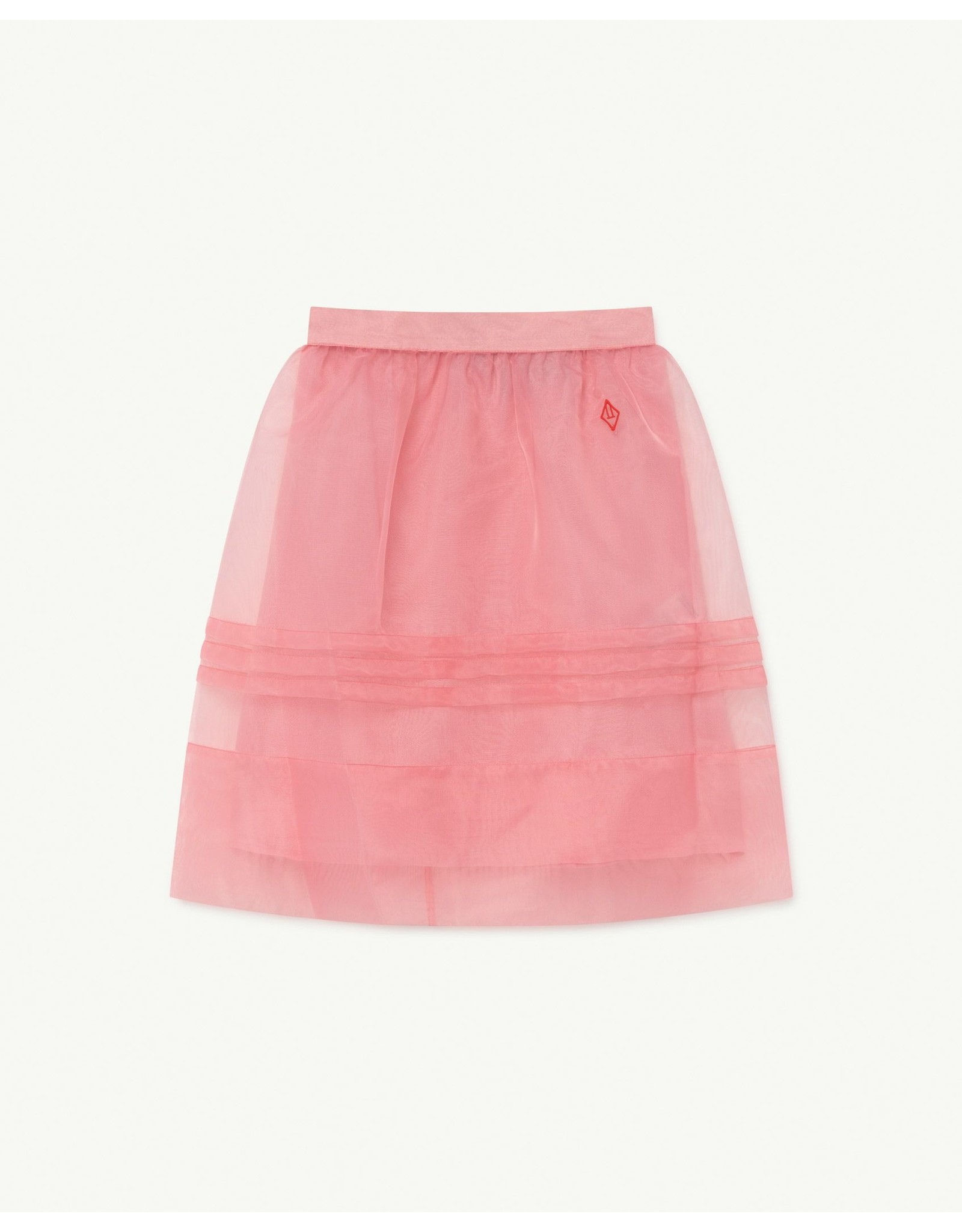 The Animal Observatory TAO SS21169 Blowfish skirt soft pink