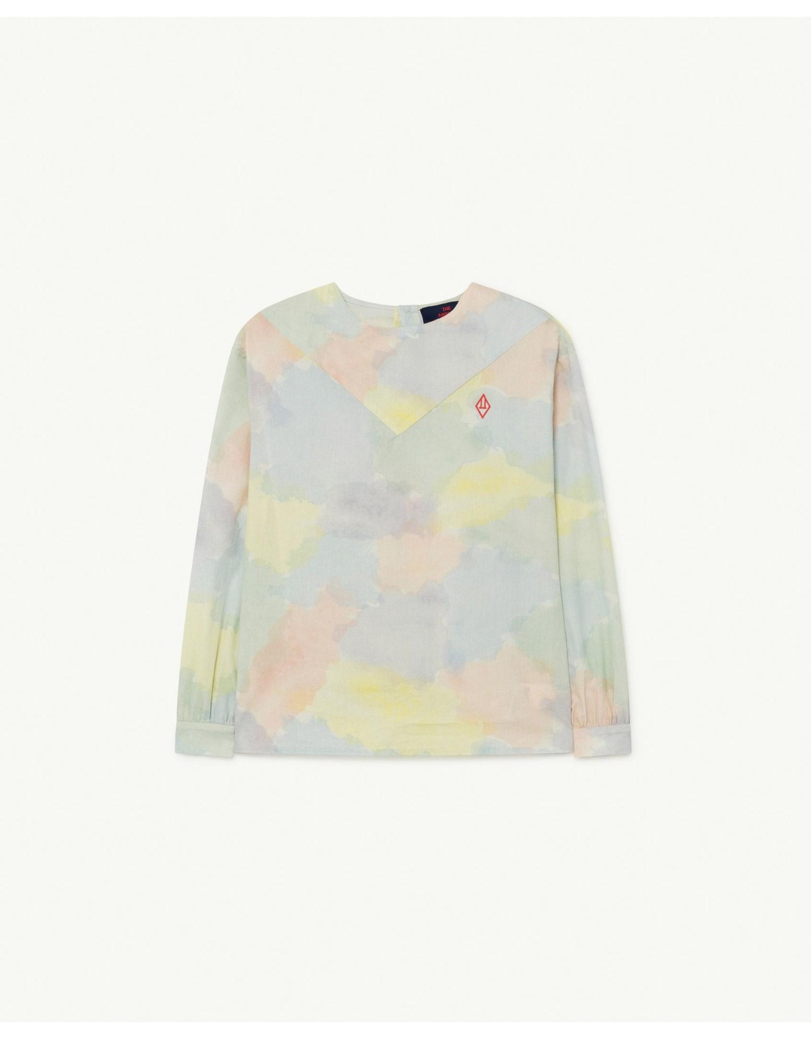 TAO SS21148 Marmot blouse multicolor