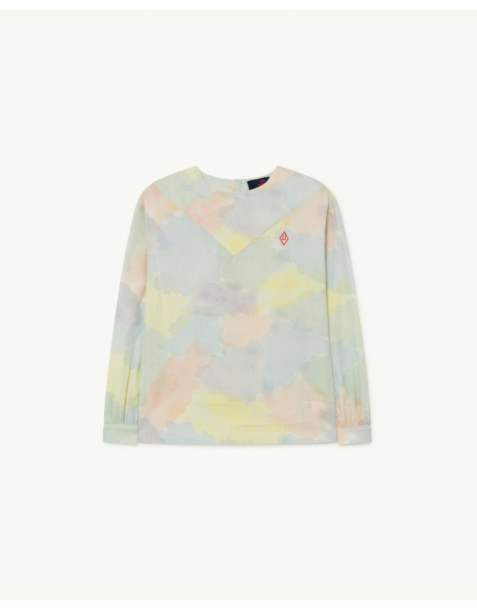 The Animal Observatory TAO SS21148 Marmot blouse multicolor