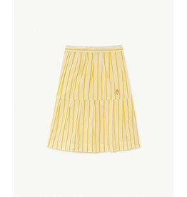 TAO SS21077 Turkey skirt white stripes