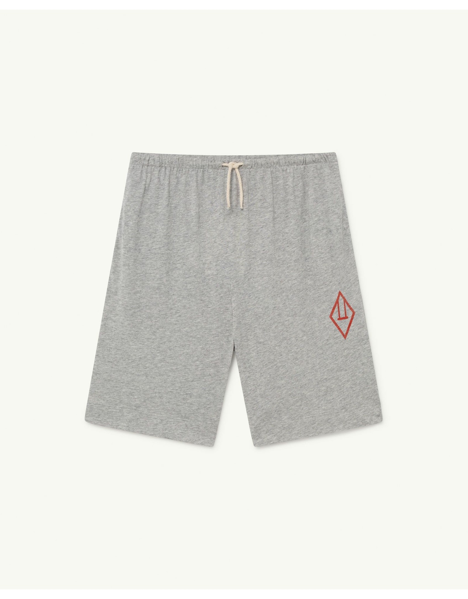 The Animal Observatory TAO SS21050 Mole trousers grey logo