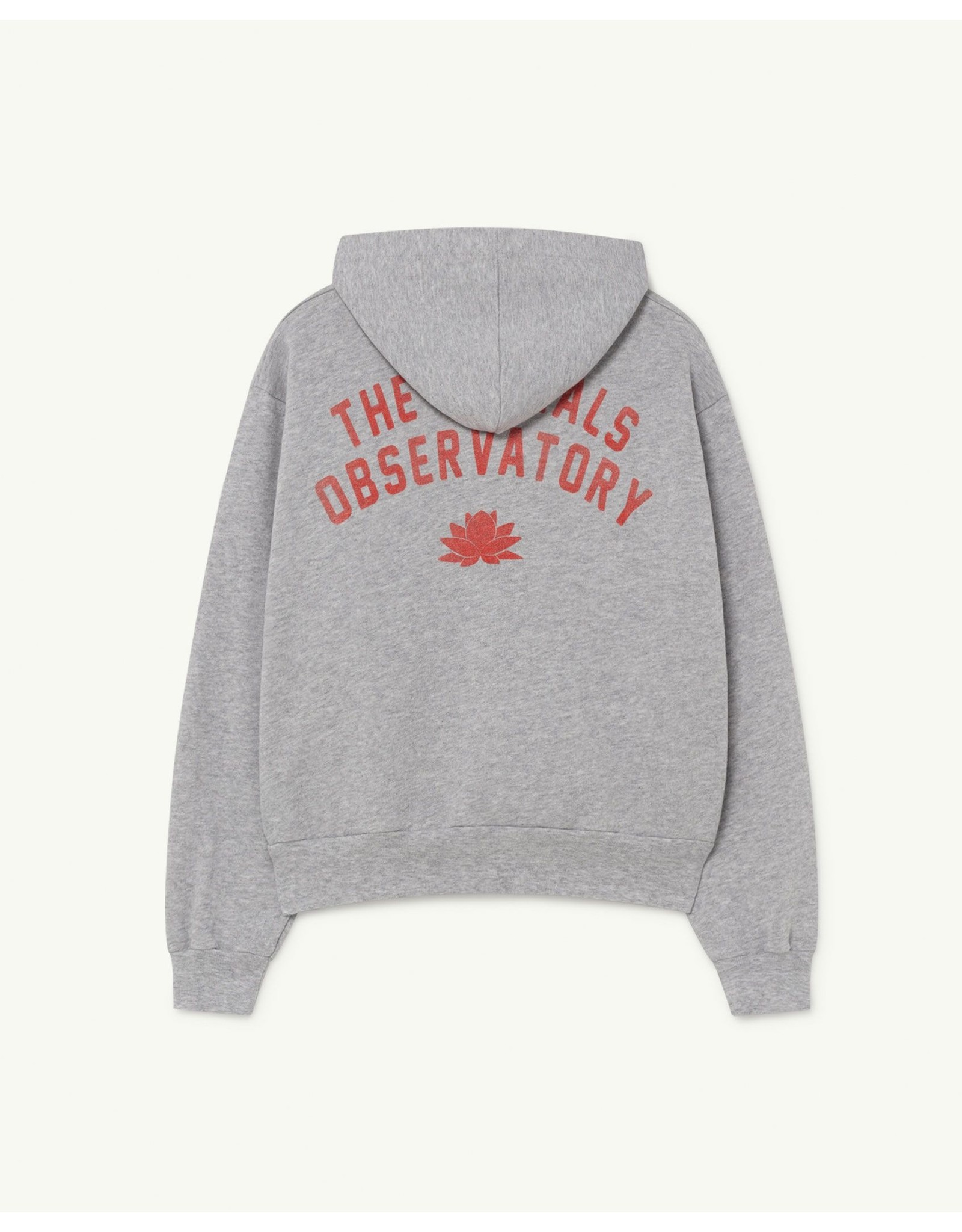 The Animals Observatory TAO SS21046 Seahorse sweatshirt grey