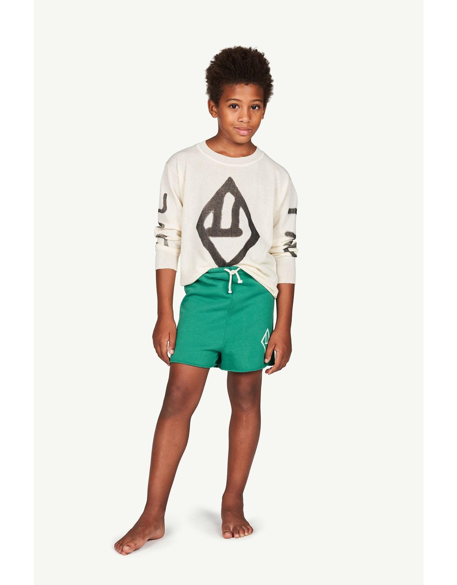 TAO SS21008 Hedgehog trousers green