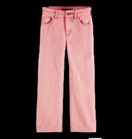 Scotch&Soda R'belle SS21 160168 boyfriend jeans rose