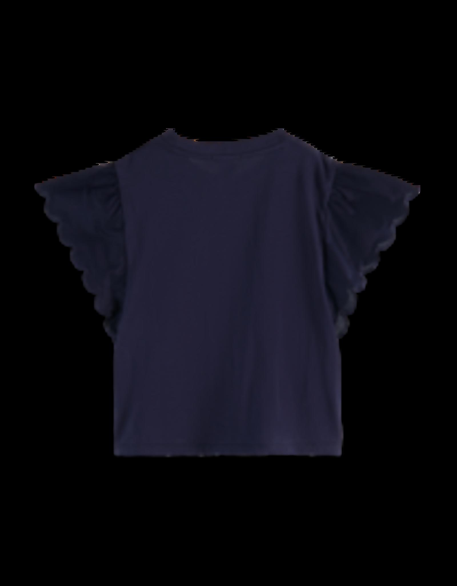 Scotch&Soda R'belle SS21 161299 T-shirt night