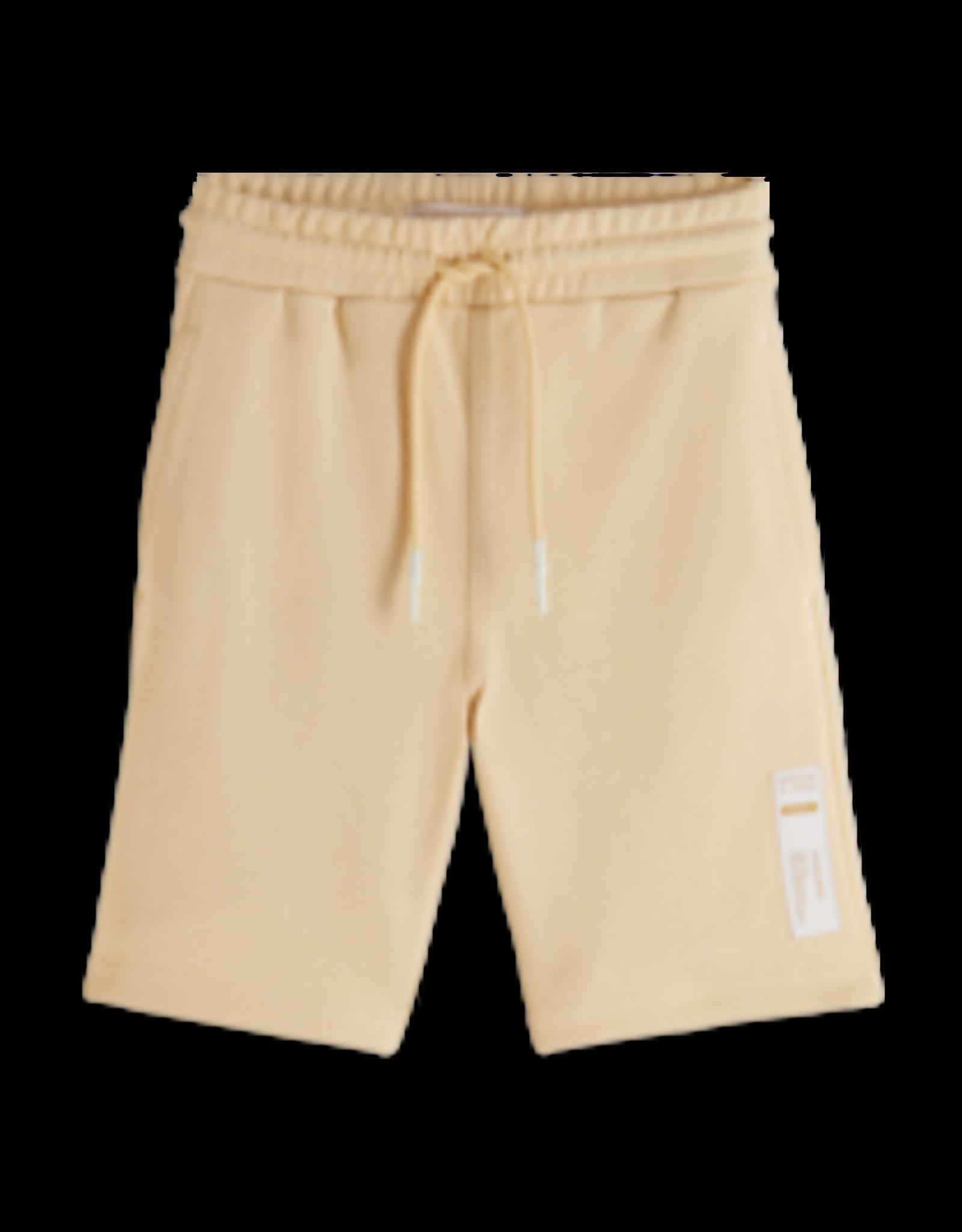 Scotch&Soda Shrunk SS21 161044 Unisex shorts flax