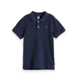 Scotch&Soda Shrunk SS21 161137 Polo night