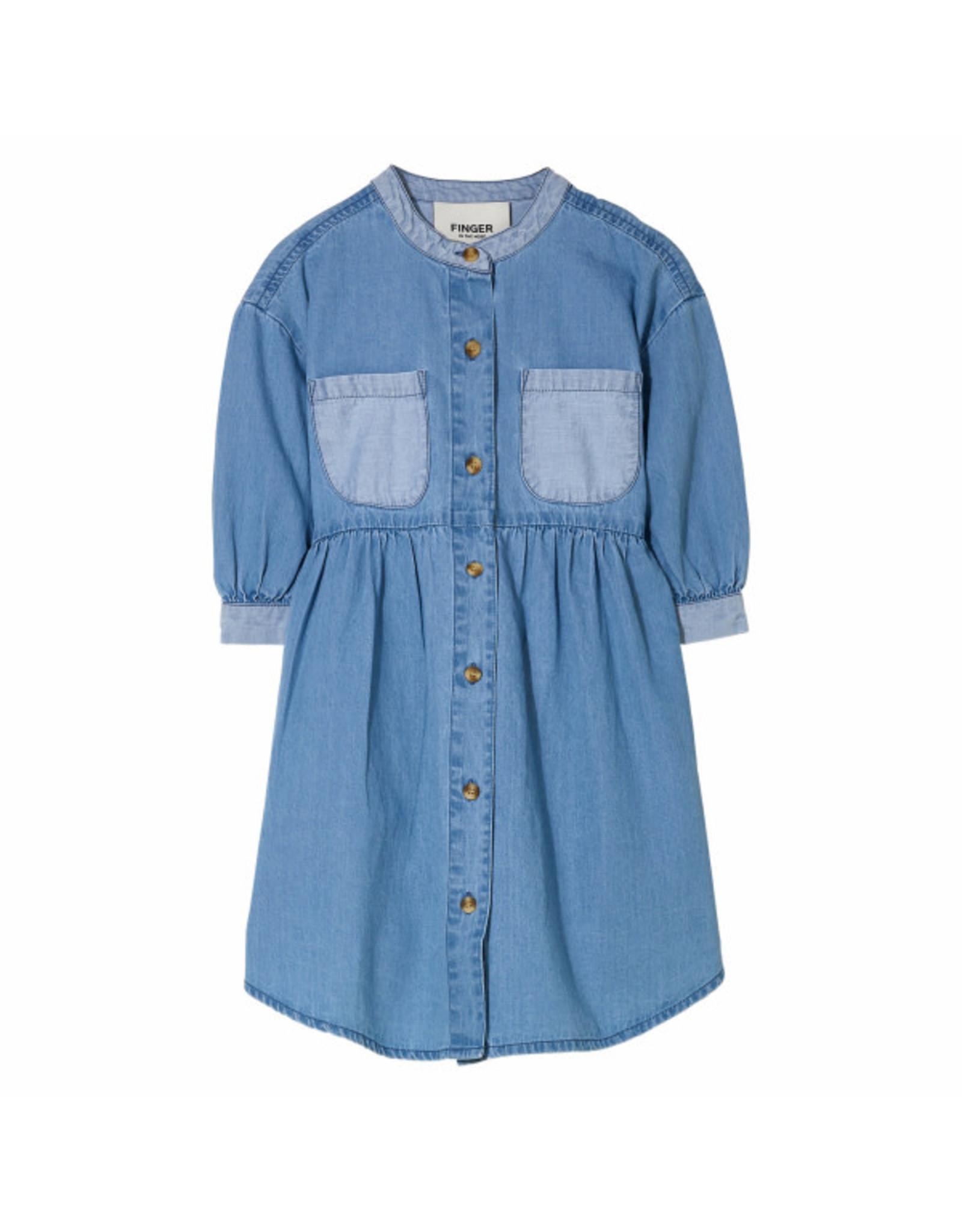 FITN SS21 Swing shirt dress