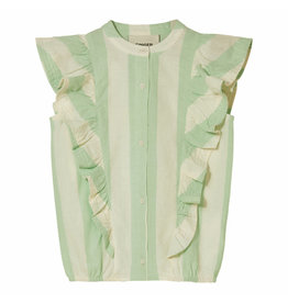 Finger in the Nose FITN SS21 Winger flounced top