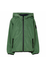 FITN SS21 Buckley Rain hooded jacket