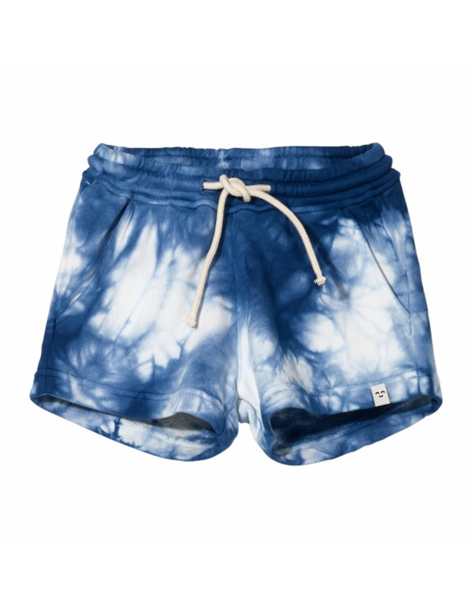 FITN SS21 Trinity tie&dye shorts