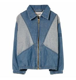 FITN SS21 Flynn oversized denim jacket