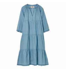 Finger in the Nose FITN SS21 Rosabeach long dress