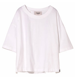 Finger in the Nose FITN SS21 SC002 cropped shirt