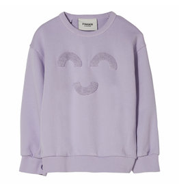 Finger in the Nose FITN SS21 Wind lavender sweater