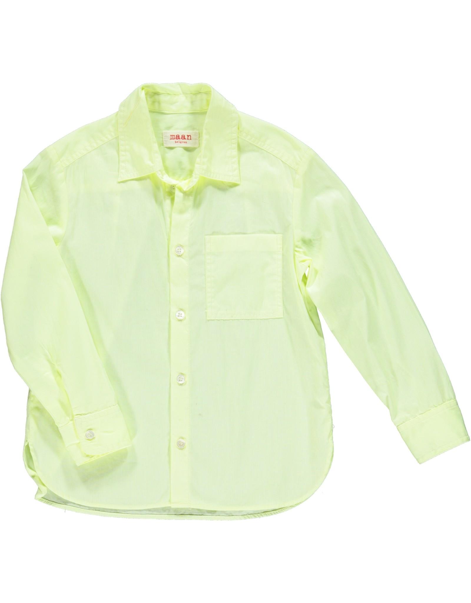 Maan SS21 Funky 23 LS shirt