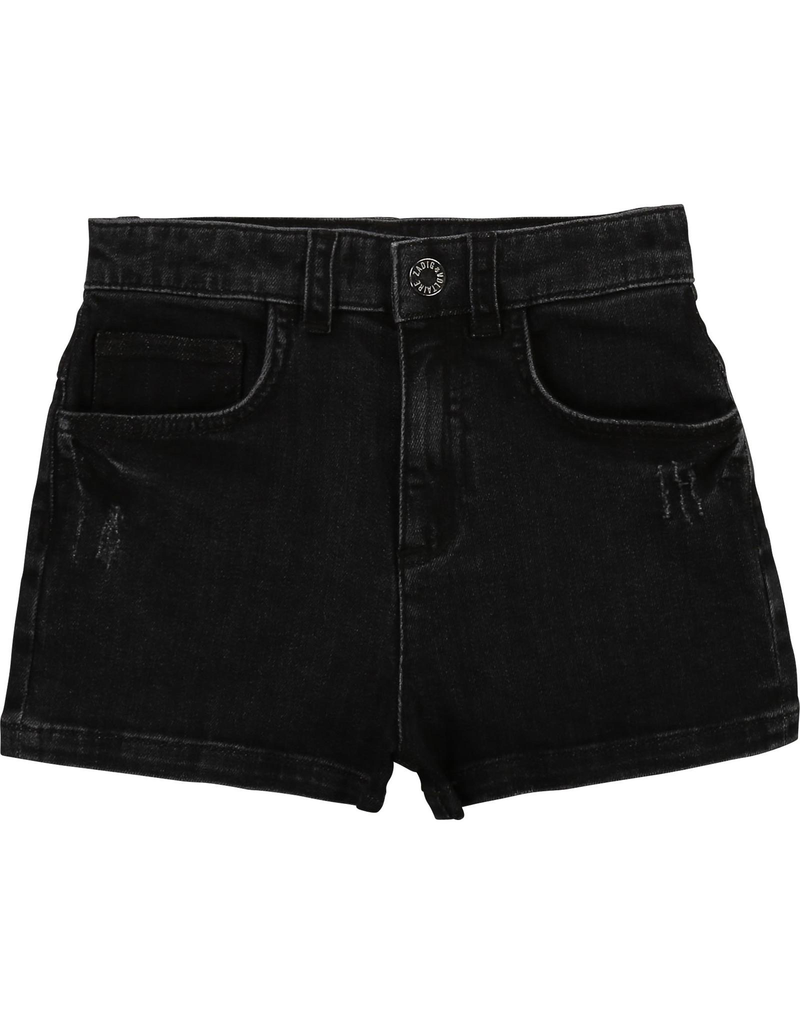 Zadig&Voltaire Z&V SS21 X14113 jeansshort