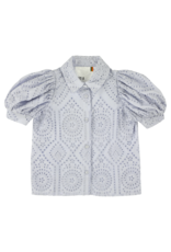 CRLNBSMNS SS21 Puff sleeved shirt