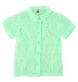 Caroline Bosmans CRLNBSMNS SS21 Roses shirt