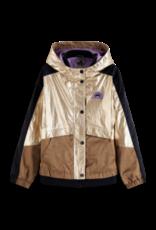 Scotch&Soda R'belle SS21 161215 Colorblock jacket