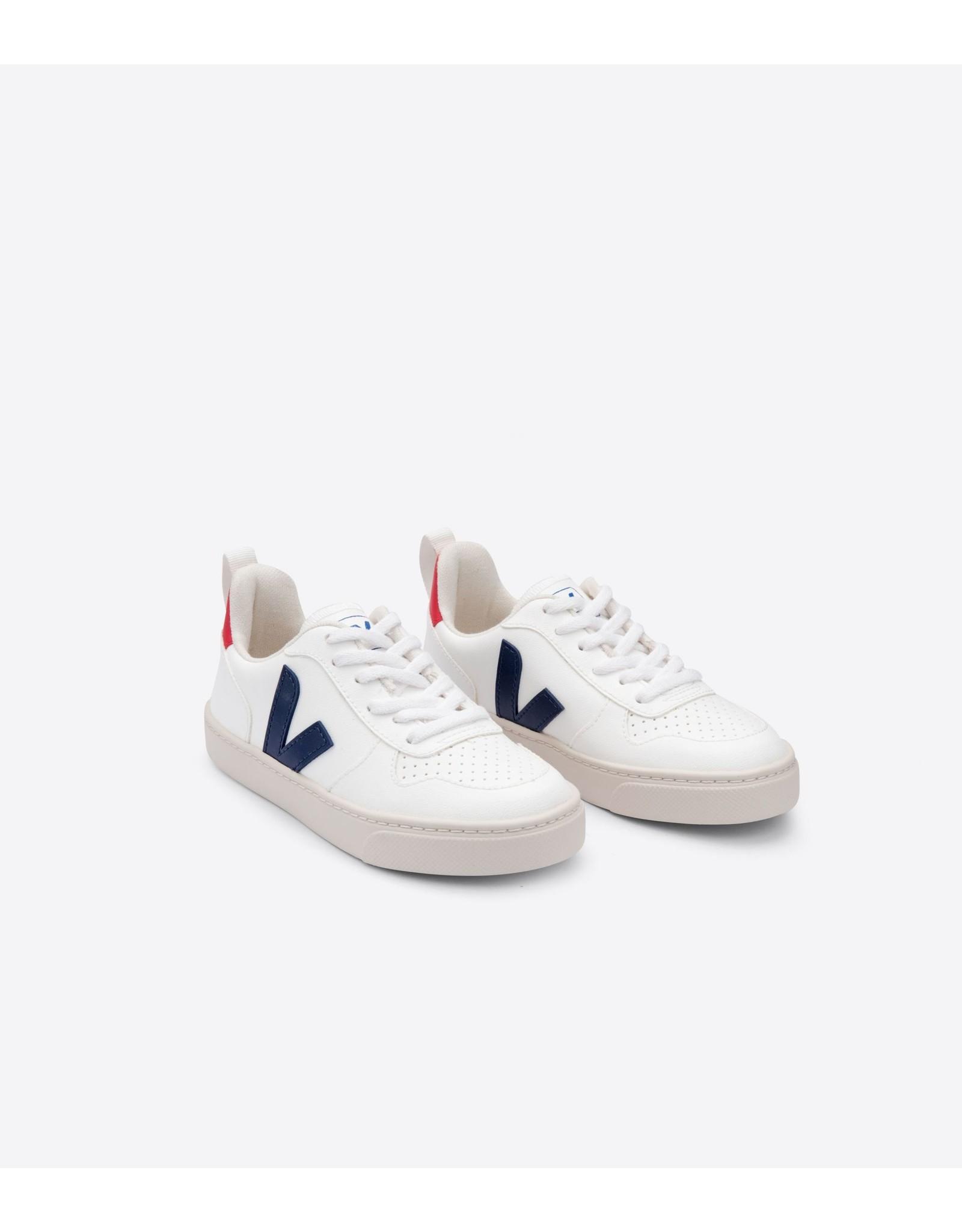 VEJA CXL072570 laces white