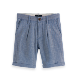 Scotch&Soda Shrunk SS21 161023 dressed short cotton linen