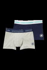 Scotch&Soda Shrunk SS21 161171 underwear duo pack