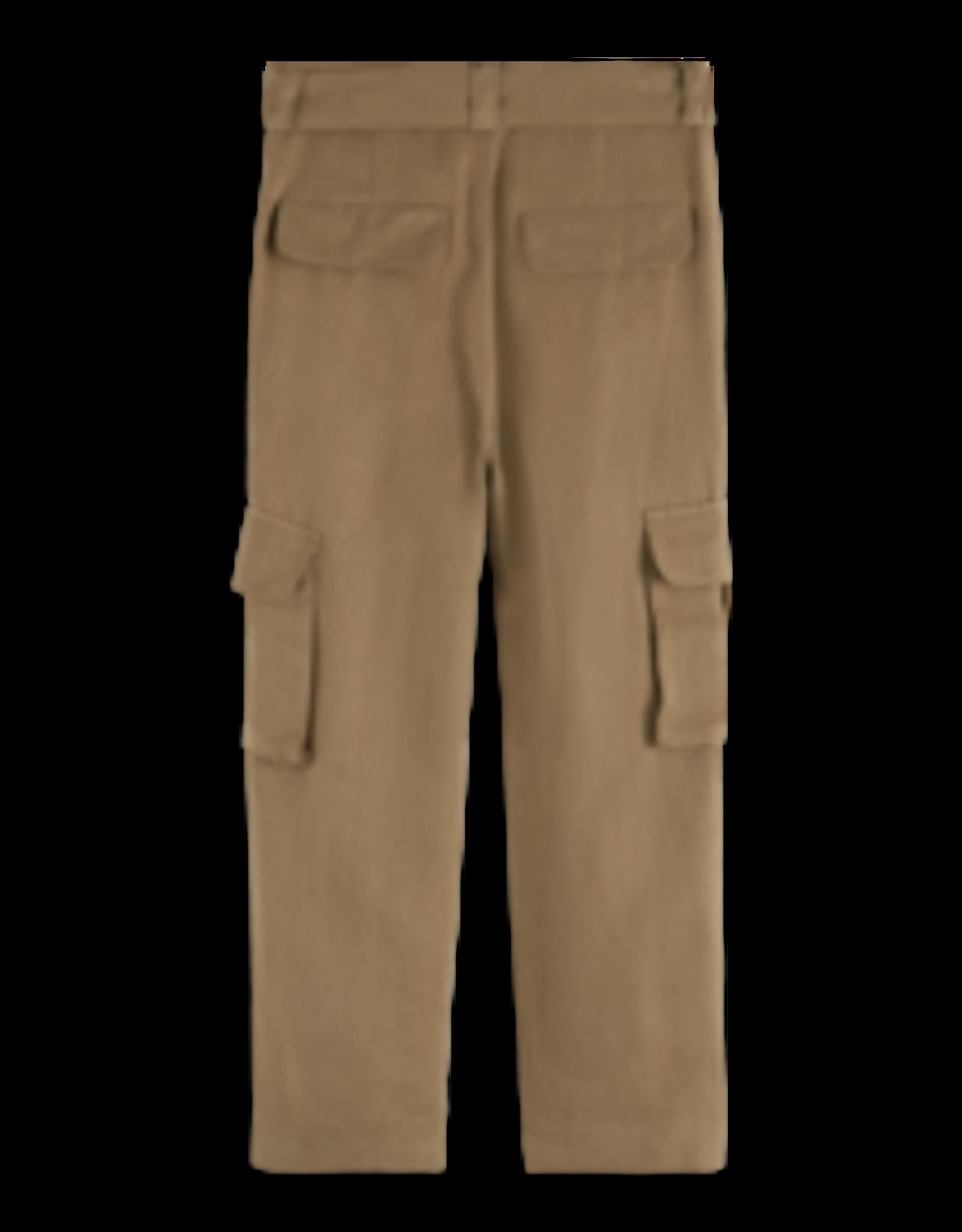 Scotch&Soda R'belle SS21 161233 wide leg cargo pants