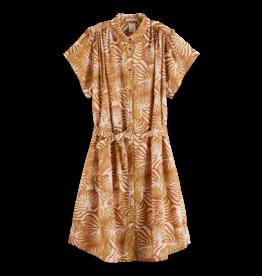 Scotch&Soda R'belle kaftan jurk