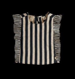 Scotch&Soda R'belle striped linen top