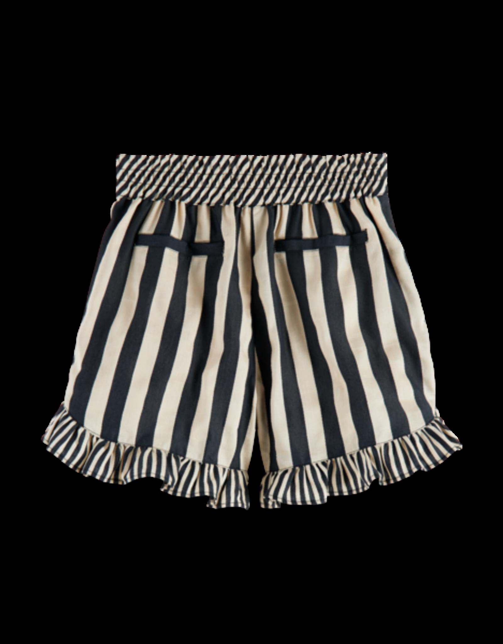 Scotch&Soda R'belle SS21 161230 linen stripe short