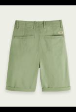 Scotch&Soda Shrunk SS21 161004 Chino shorts sea