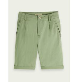 Scotch&Soda Shrunk Chino shorts sea